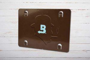 Boveda Befestigungsplatte / Mounting Plate für 320g Boveda Befeuchtungspads
