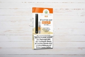 Green Mood CBD Starter Kit, OG Kush 50%