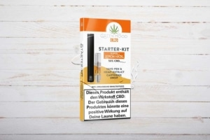 Green Mood CBD Starter Kit, Super Lemon Haze 50%