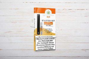 Green Mood CBD Starter Kit, Super Lemon Haze 50%
