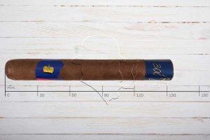 My Cigar Lab Aniversario 300 Liechtenstein, Colita, Ring 52, Länge: 155 mm