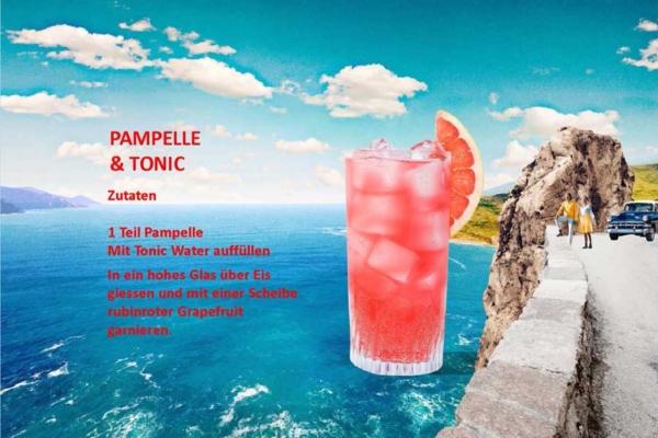 Pampelle & Tonic Rezept