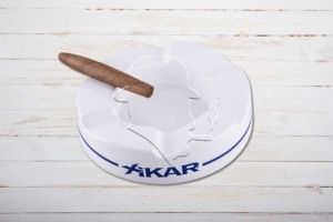 XIKAR Wave Ashtray / Ascher, weiss