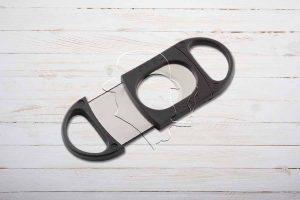 XIKAR X875 Zigarrencutter, 75 Ring Gauge, schwarz