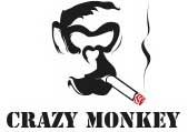 Crazy Monkey Zigarren Logo