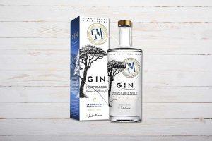GM La Grappe de Montpellier, Gin, Frankreich, 70cl