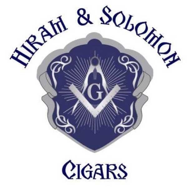 Hiram and Solomon Zigarren Logo