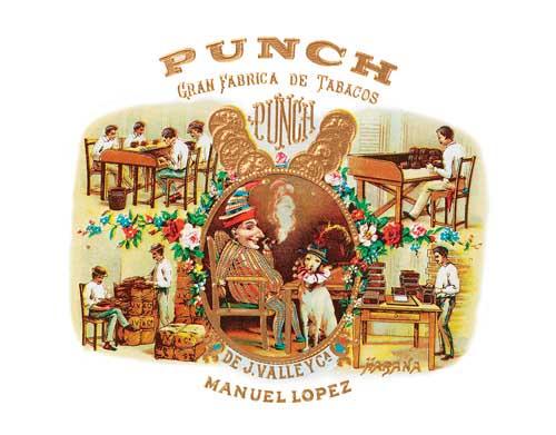 Punch Zigarren Logo