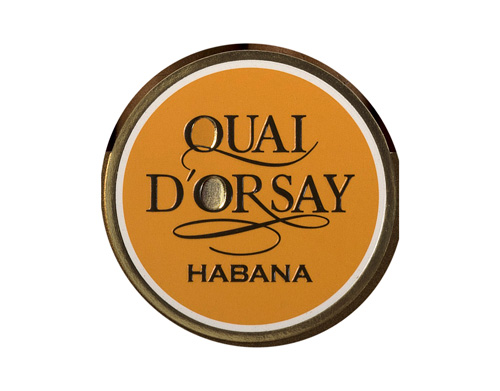 Quai D'Orsay Zigarren Logo