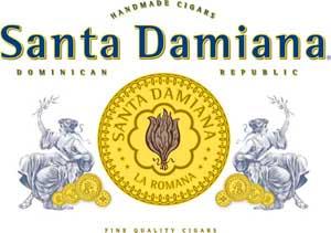 Santa Damiana Zigarren Logo