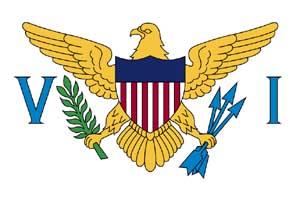 Virgin Islands Fahne Flag