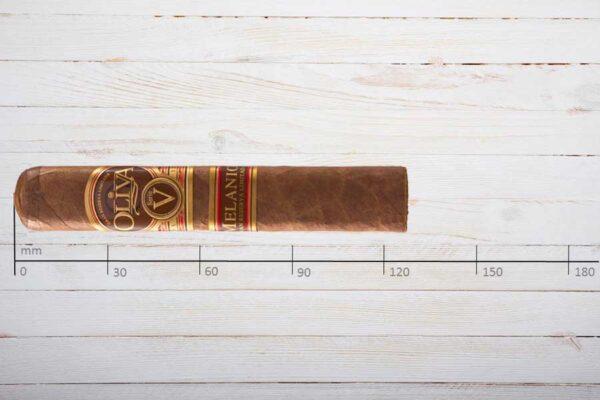 Oliva Serie V Melanio Robusto, Ring 52, Länge: 127 mm