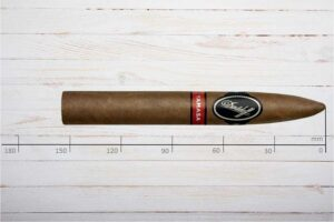 Davidoff Yamasa Piramides, Ring 52, Länge: 156 mm