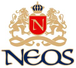 Neos Cigarillos Belgien, Logo
