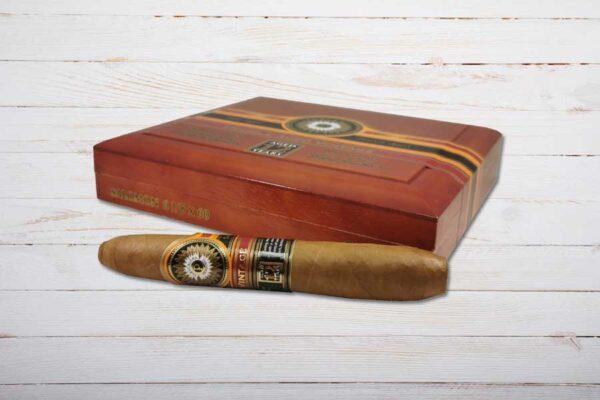 Perdomo Double Aged Vintage Connecticut Salomon, Box 8er, Ring 60, Länge: 156 mm