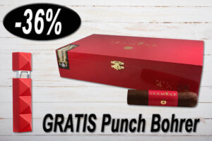 Izambar Paddington El Gordito, Ring 60, Länge: 100 mm, Box und gratis Bohrer, 36% Rabatt, Black Friday Sale