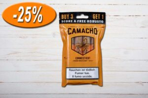 Camacho Freshpack Connecticut orange Robusto