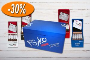 Psyko Seven Humidor Package gross
