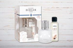 Lampe Berger Paris, Set Aroma & Duft Relax, Orientalische Sanftheit, Maison Berger