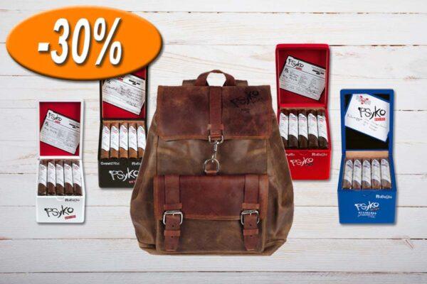 Psyko Seven Rucksack Package