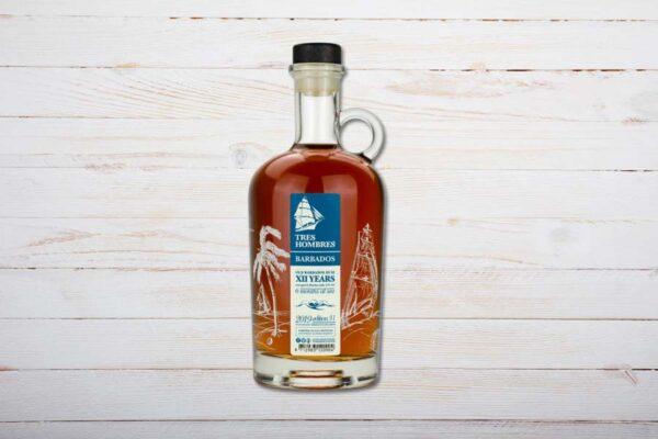 Tres Hombres 2019 Barbados, Rum, 12yo, 70cl