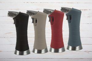 Zino ZXL Tisch Jet Flame Lighter, Zigarrenfeuerzeug, Assortiert