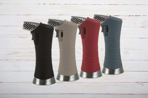 Zino ZXL Tisch-Feuerzeug,Jetflame, Softflame, Lighter, assortiert