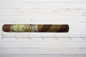 Alec Bradley Filthy Hooligan, Barber Pole, Black Market, Toro, Ring 50, Länge 153mm