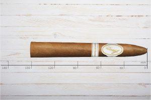 Davidoff Aniversario Special T, Torpdedo, Dominikanische Republik, Länge 152mm, Ring 52