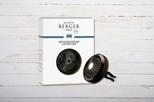 Lampe Berger Paris, Autodiffusor, Car Wheel, Gun Metal