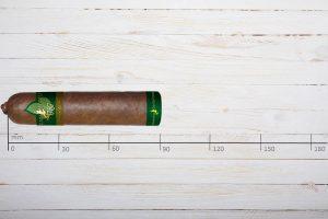 Brun del Re 1787 Rainforest Short Robusto, Costa Rica, Ring 50, Länge: 90 mm