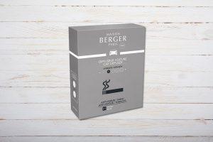 Maison Berger, Autodiffusor, Nachfüllung, Anti Tabak, 2 Keramiksteine