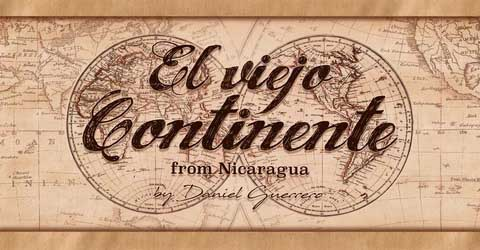 EVC Cigars (El viejo Continente) Logo