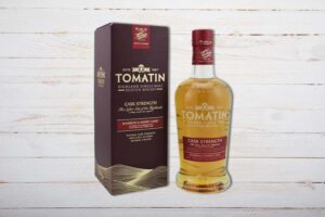 Tomatin Cask Strength, Whisky, Single Malt Scotch, 70cl