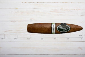 Davidoff Escurio Gran Perfecto, Ring 61, Länge: 127 mm