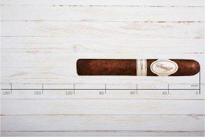 Davidoff Millennium Blend, Petit Corona, Ring 41, Länge: 114 mm
