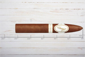 Davidoff Millennium Blend, Piramides, Ring 52, Länge: 156 mm