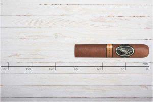 Davidoff Nicaragua Short Corona, Ring 46, Länge: 95 mm