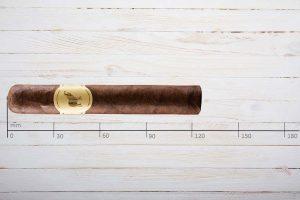 De Olifant Valentino Longfiller, Robusto, Ring 50, Länge: 124 mm