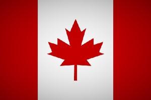 Kanada Canada, Flag Flagge Fahne