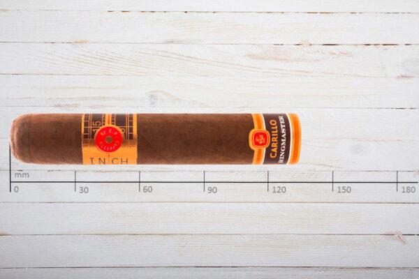E.P. Carrillo Inch Ringmaster No. 5. Gordito Extra, Ring 64, Länge 136 mm