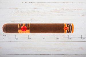 E.P. Carrillo Inch Ringmaster No. 6, Super Gordo, Ring 64, Länge 165 mm