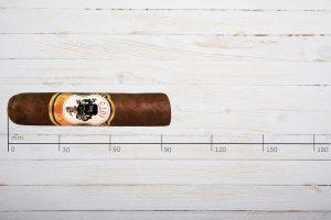 Lampert Cigars 1675 Edicion Azul, Short Robusto, Ring 52, Länge 95 mm