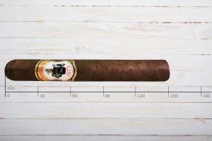 Lampert Cigars 1675 Edicion Azul, Toro, Ring 52, Länge 152 mm