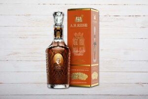A.H. Riise Non Plus Ultra Ambre d'Or Excellence, Rum, US Virgin Islands, 70cl