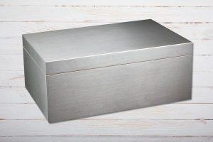 Adorini Aluminium Deluxe L Humidor