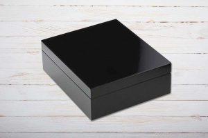 Adorini Torino Deluxe Black Humidor