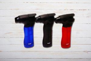 Feuerzeug Faro Tabimex Torch Frosty, Colors, Jetflame 1-flammig