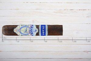 La Galera Anemoi Notus, Double Robusto, Ring 56, Länge: 127 mm