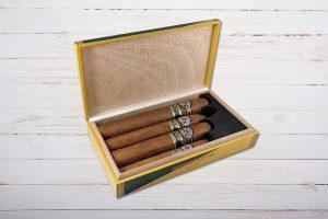 Montecristo Zigarren Open Set, Box 4er